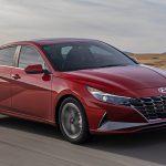 Hyundai Elantra là 'Ôtô của năm'